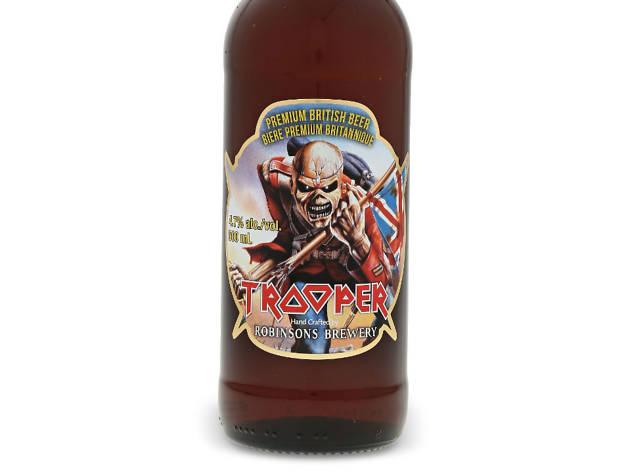 Cerveza Iron Maiden