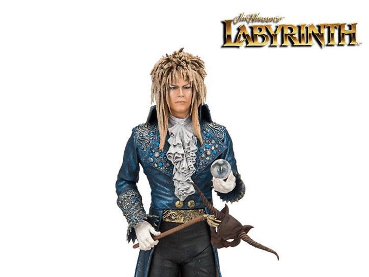Figura Jareth (David Bowie) El laberinto