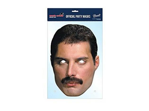 Máscara de Freddie Mercury