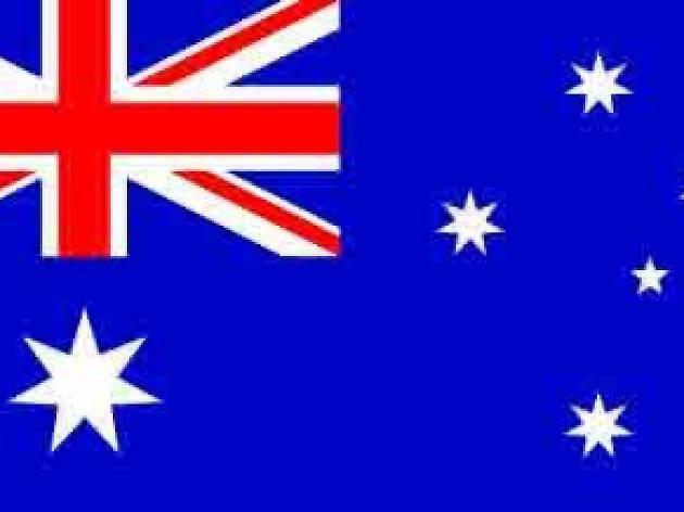 An Israeli salute to: Australia & Antartica