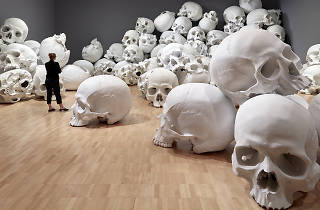 NGV Triennial 2017 National Gallery of Victoria supplied image Ron Mueck 2017 Mass courtesy NGV photographer credit Sean Fennessey