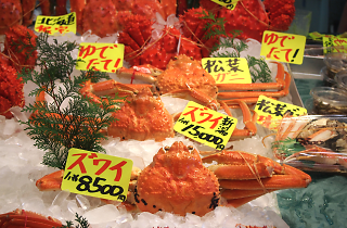 Seasonal seafood at Tsukiji | Time Out Tokyo