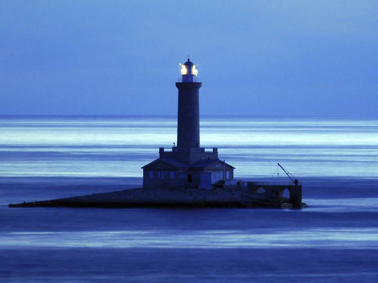 Porer Lighthouse, Pula