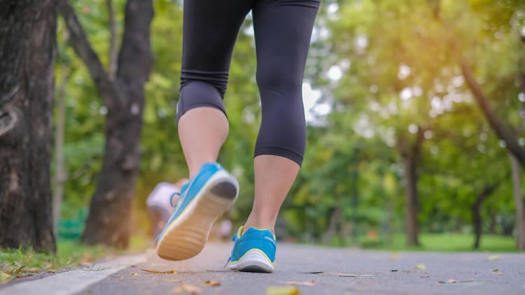 Cuidar els peus del corredors
