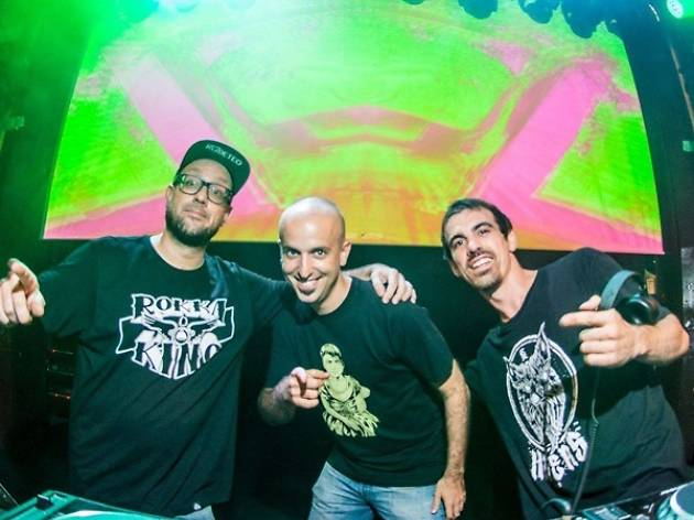 Canibal Soundsystem: Rude Teo + Dj Chekerè + Dj Karlixx