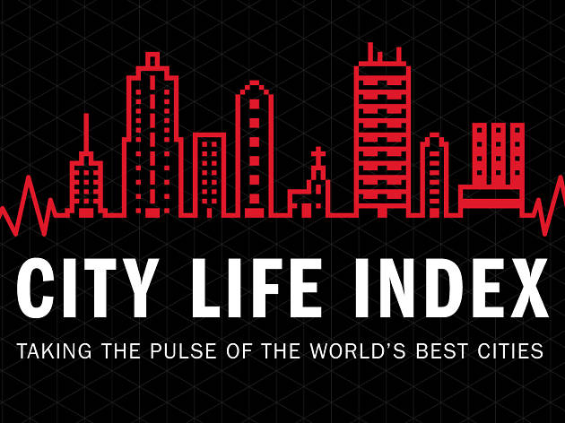 Results Of Time Out's City Life Index Revealed!