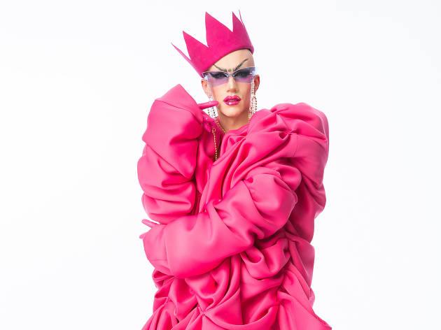 Sasha Velour talks touring the world as winner of RuPaul's Drag Race