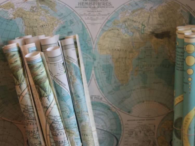 Miami International Map Fair - CANCELED