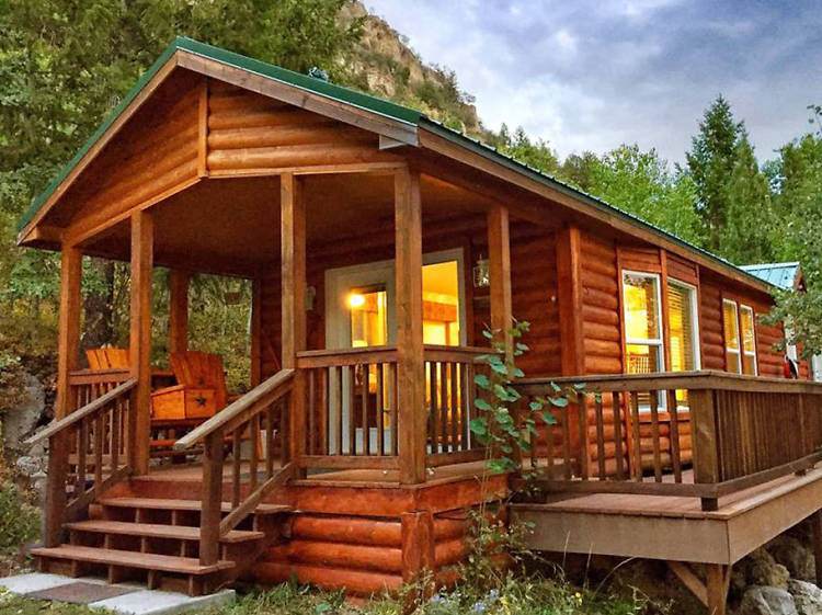 Irwin, ID: The lake cabin near Grand Teton