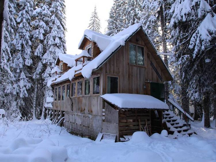 Government Camp, OR: The Mt Hood cabin