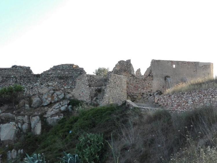 Castillo de Sant Esteve