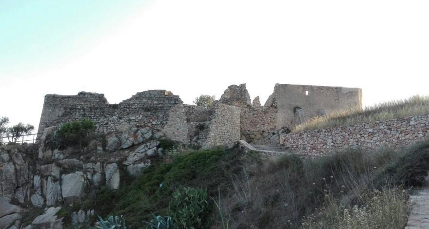 Castell de Sant Esteve