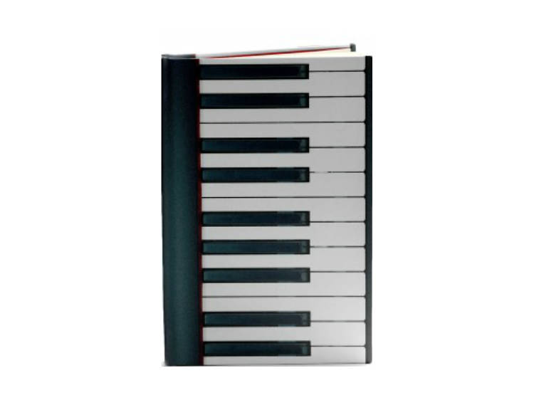 Libreta piano