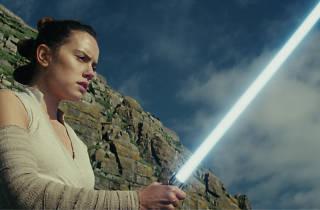Taller de sables de Star Wars ¡Los últimos Jedi!