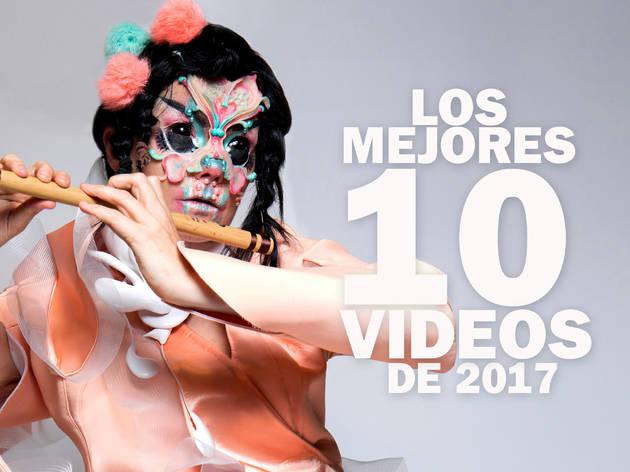 Los 10 mejores videos de 2017