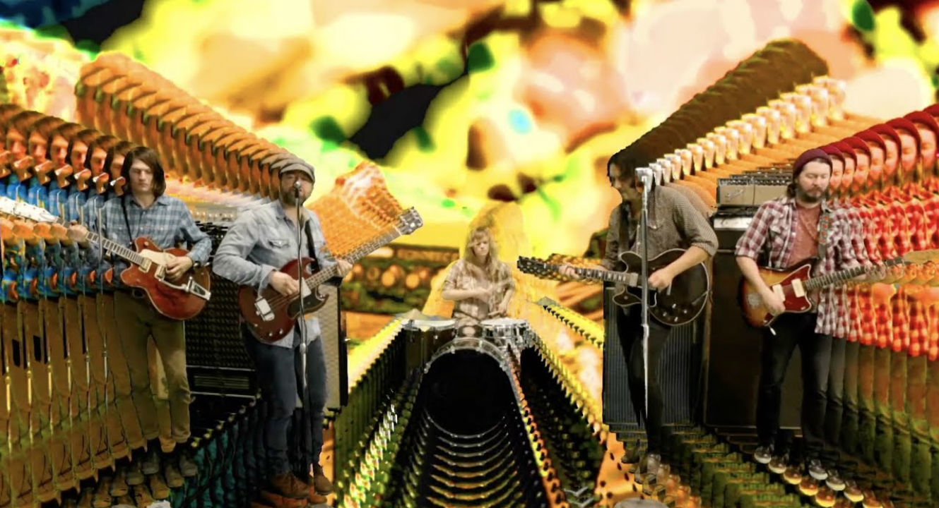 """""""I'd Kill for Her"""", The Black Angels"""