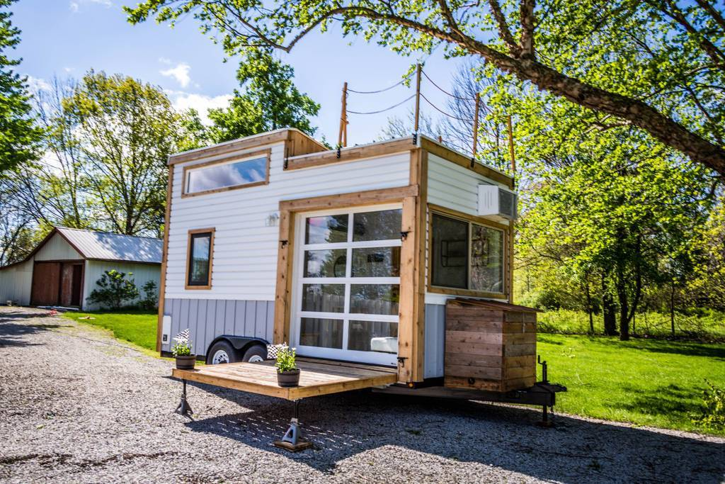 Travel guide from chicago time out chicago Tiny house hotel near me