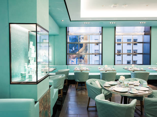 Tiffany Cafe Nyc