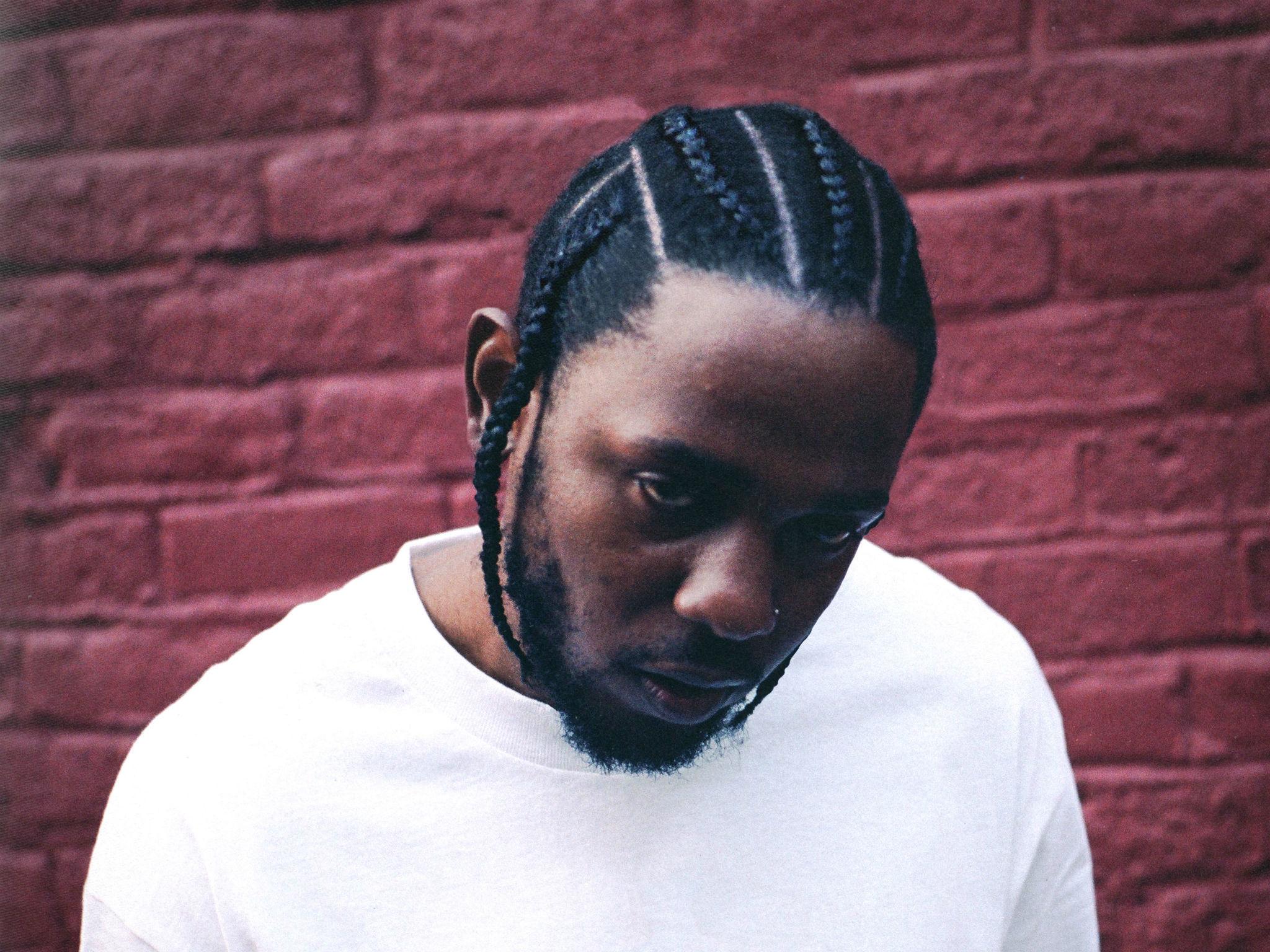 Kendrick Lamar y su disco DAMN.