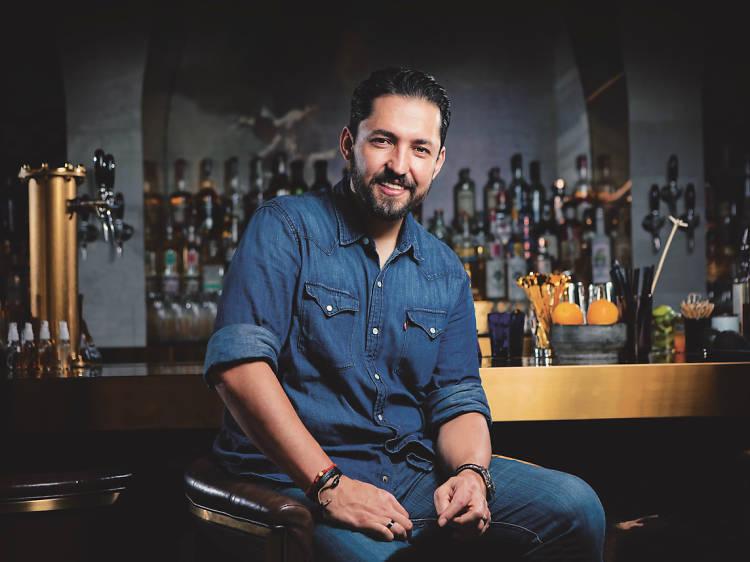 Esdras Ochoa, executive chef, 11 Westside