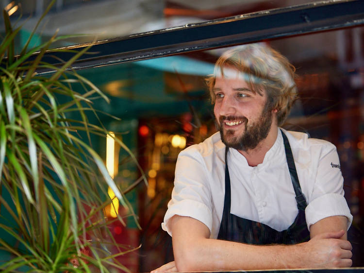 Jim Lofdal, executive chef, Frantzén's Kitchen