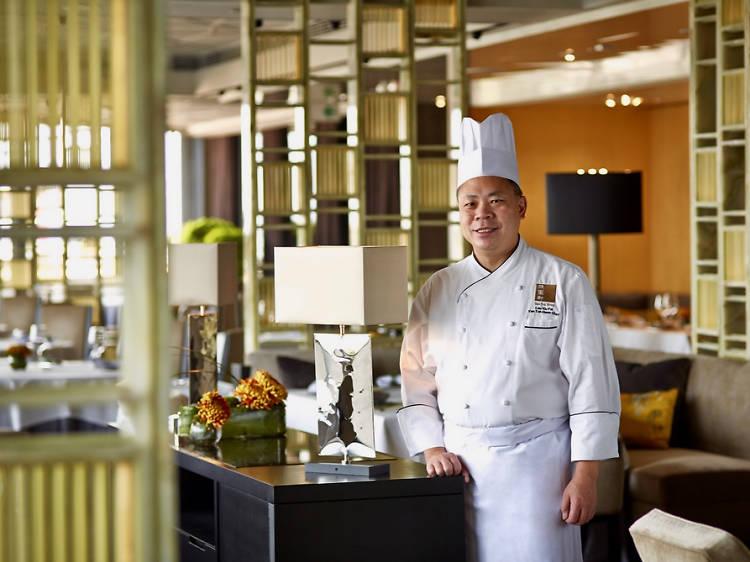 Lau Yiu-fai, executive chef, Yan Toh Heen