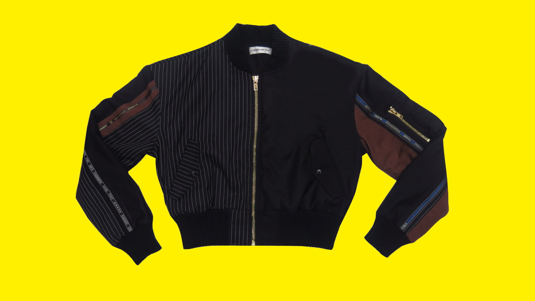 Gift Guide, Bomber Jacket, Q Design & Play