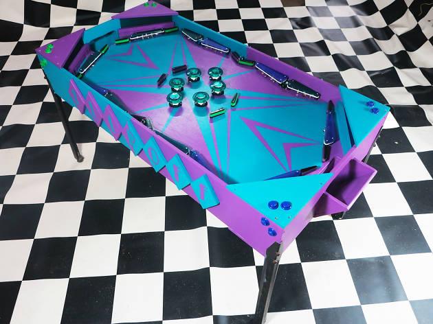 Pinball table