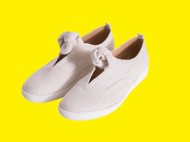 Gift Guide, Shoes made from organic cotton, Taktai