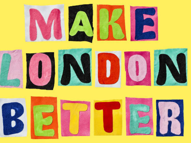Find out about the winners of our 'Make London Better' competition