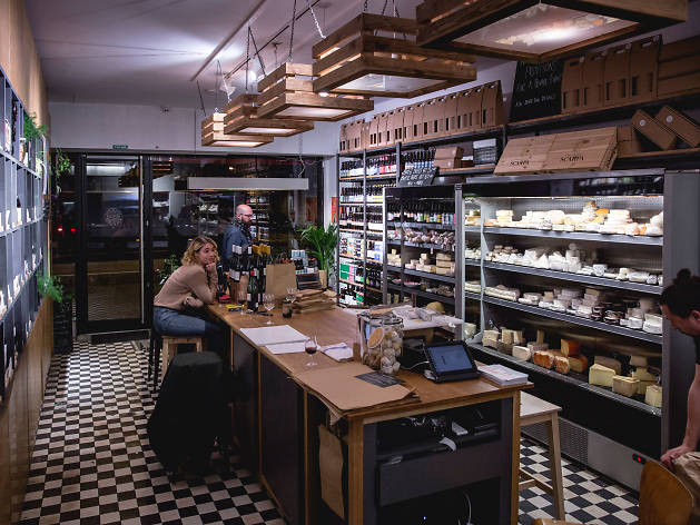 Provisions Cheese Shop