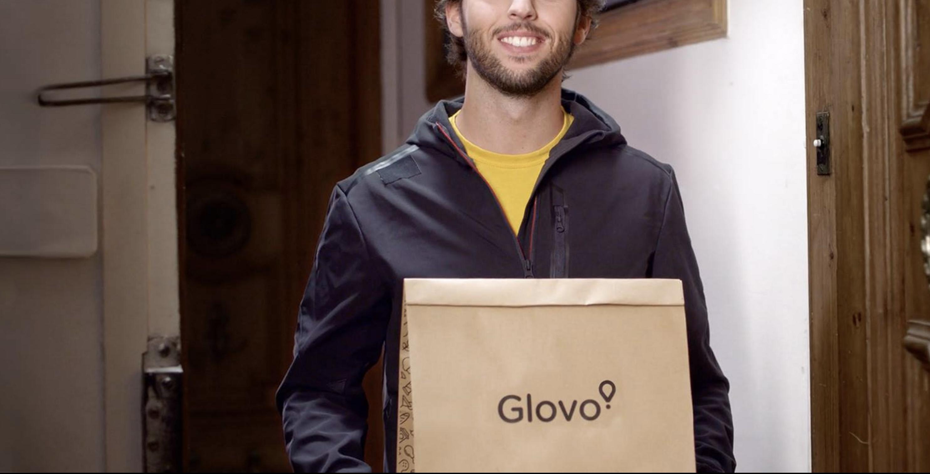 Glovo lança serviço de entregas ilimitadas a 5,99€ por mês