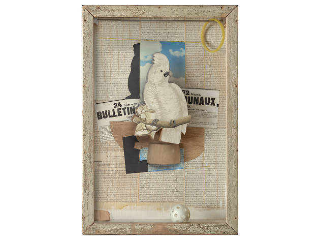 """Birds of a Feather: Joseph Cornell's Homage to Juan Gris"""