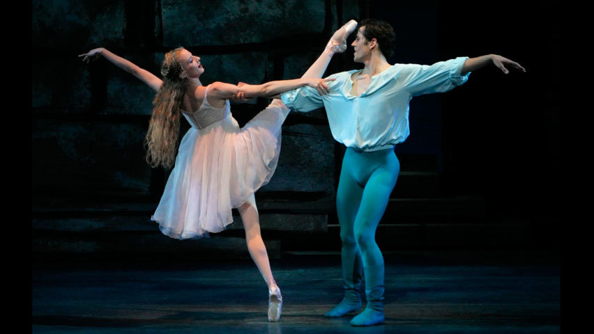 New York City Ballet: New Combinations