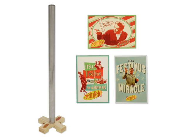 Festivus Pole and Cards