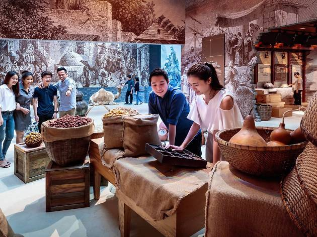The Flavours of Maritime Silk Route Gallery