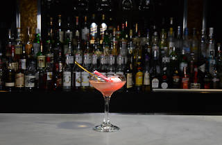 Sofitel Candy Cane Cocktail
