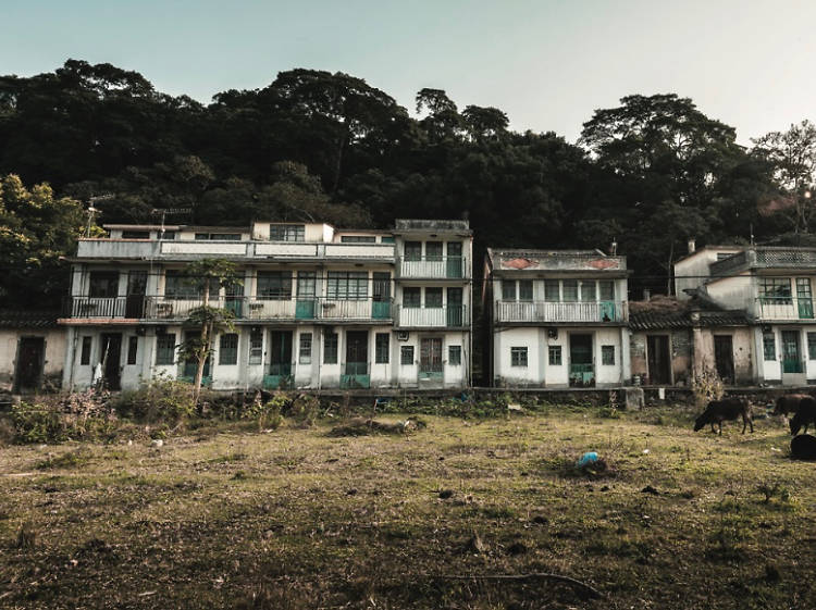 Hong Kong's abandoned villages to explore