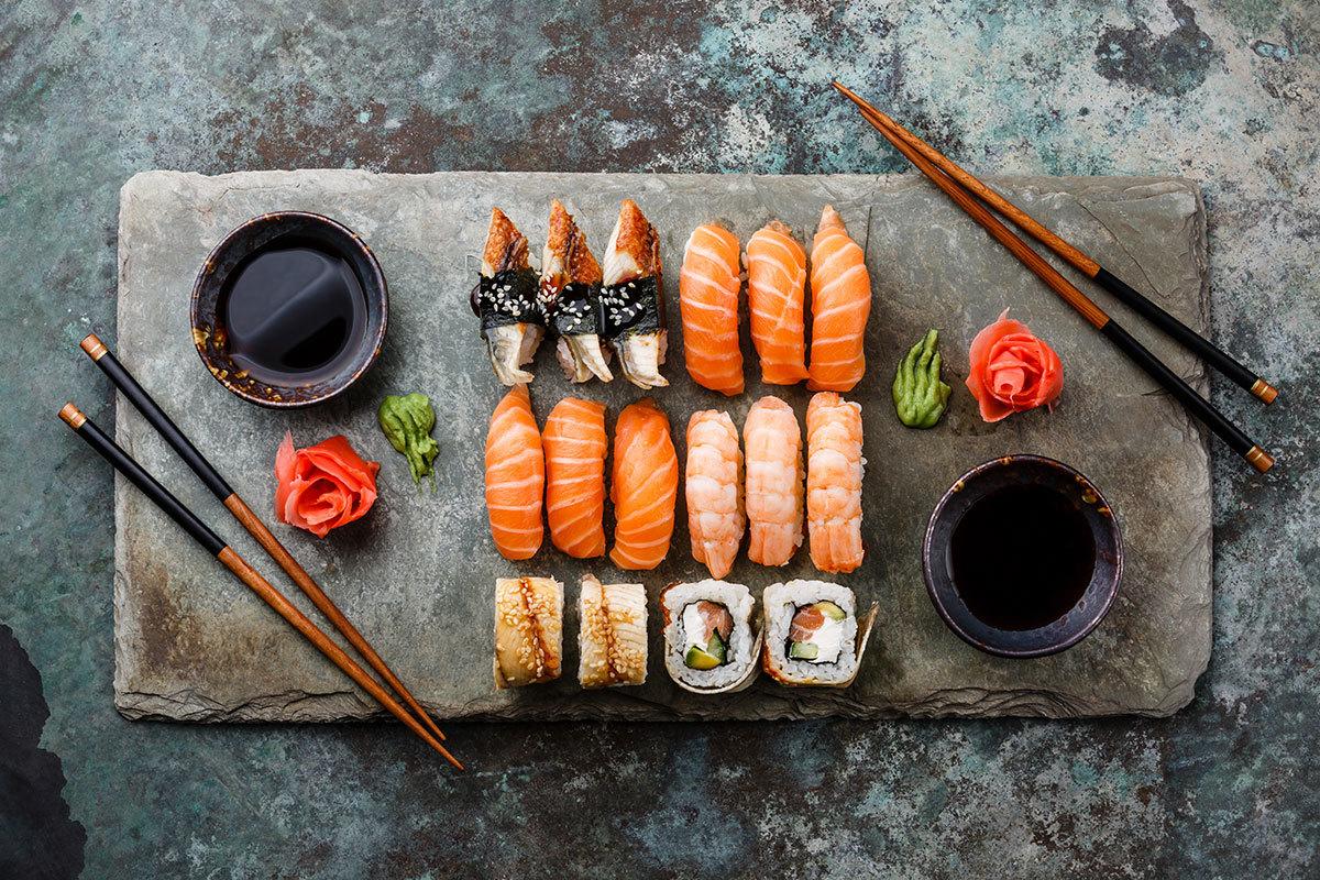 Şehirde en sevdiğimiz 5 sushi restoranı
