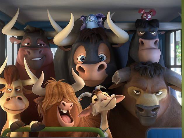 E o Melhor Filme de Animação é…