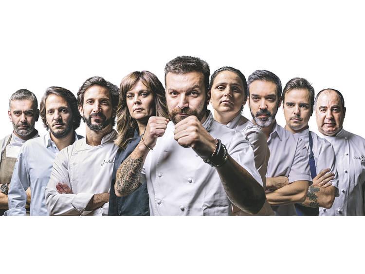 Os 20 melhores chefs de Lisboa