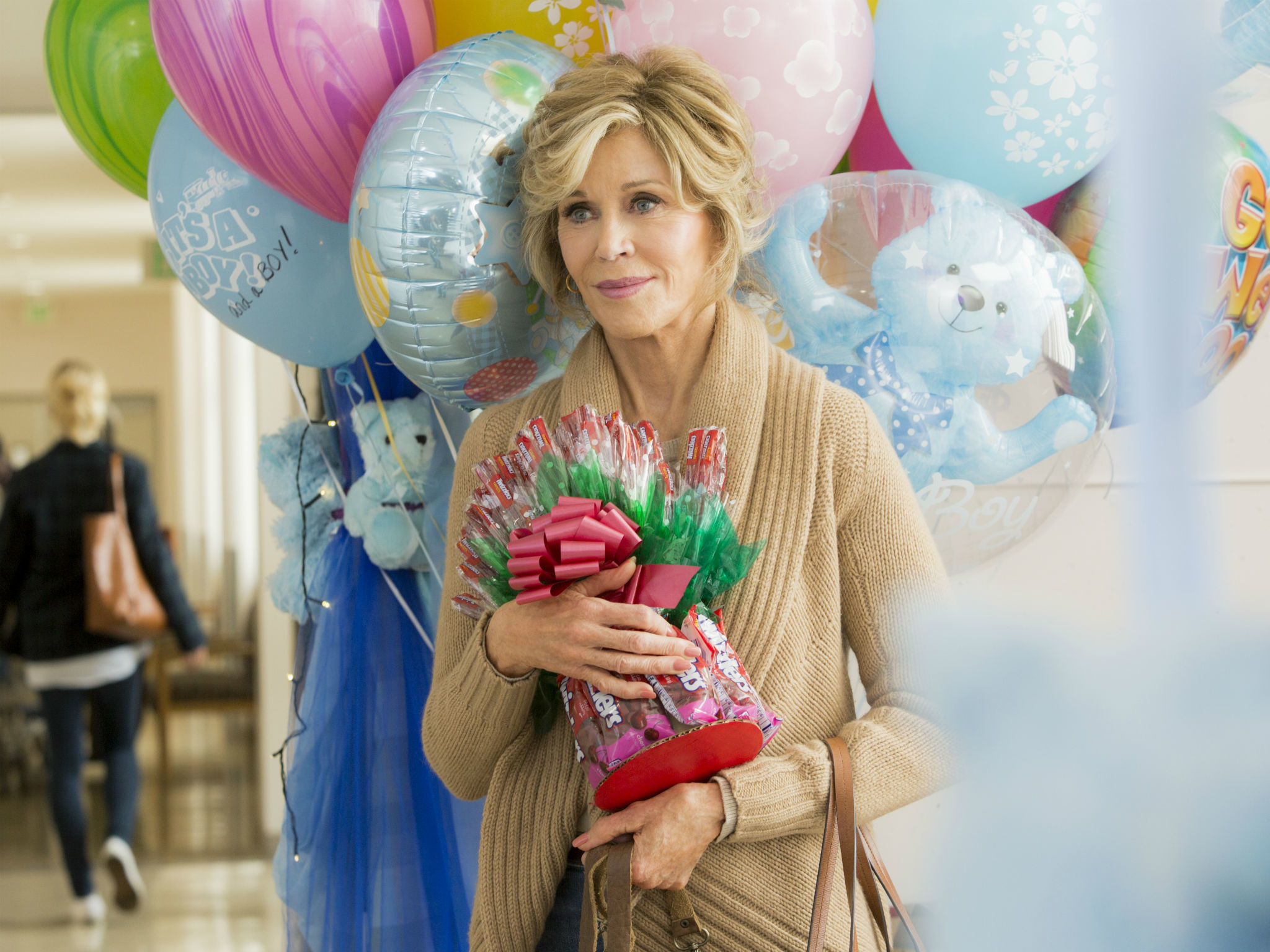Grace and Frankie presenta su cuarta temporada