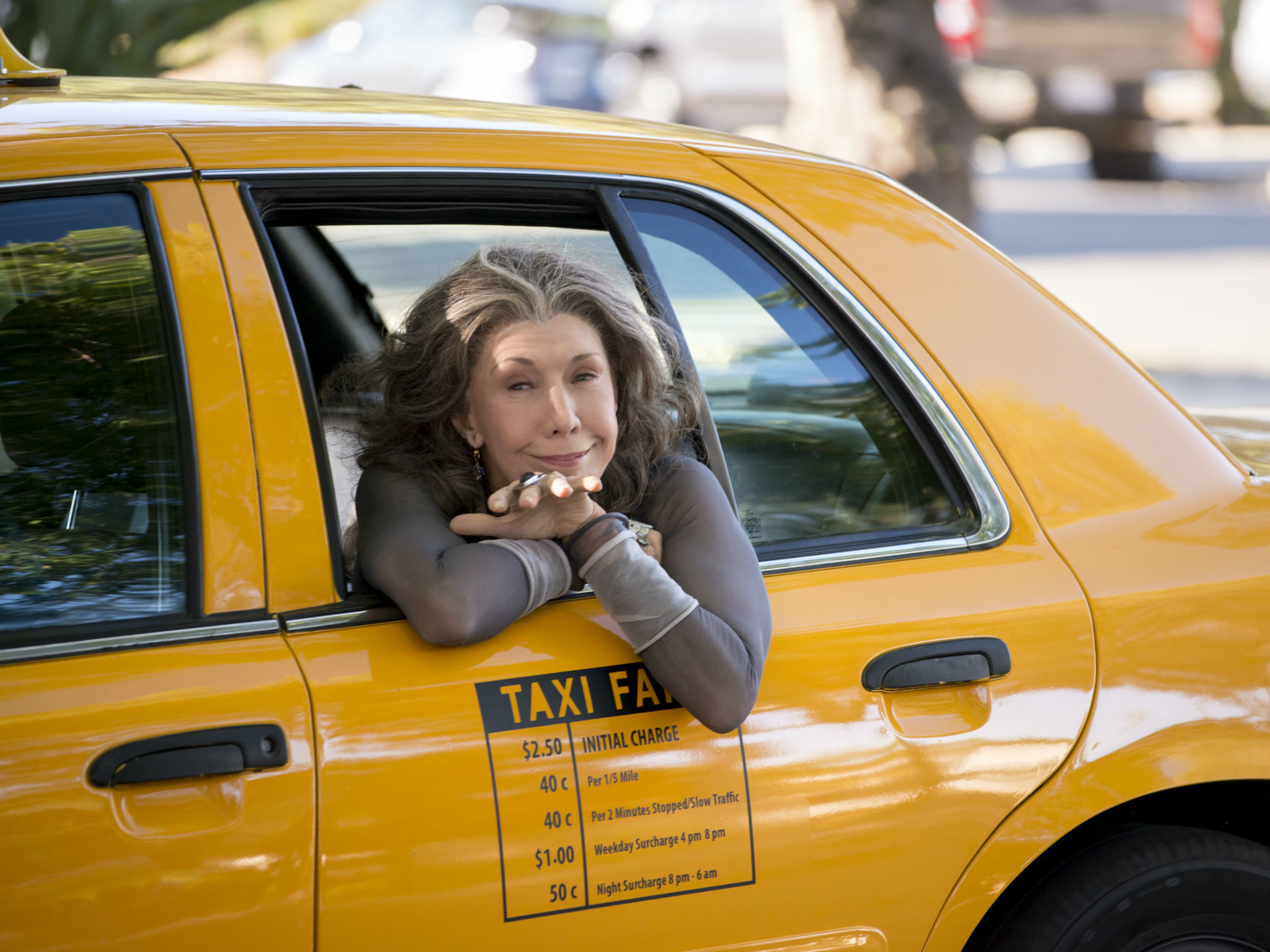 Grace and Frankie regresa con su cuarta temporada