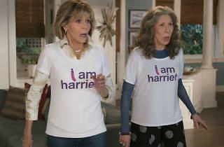 Grace and Frankie vuelven con su cuarta temporada