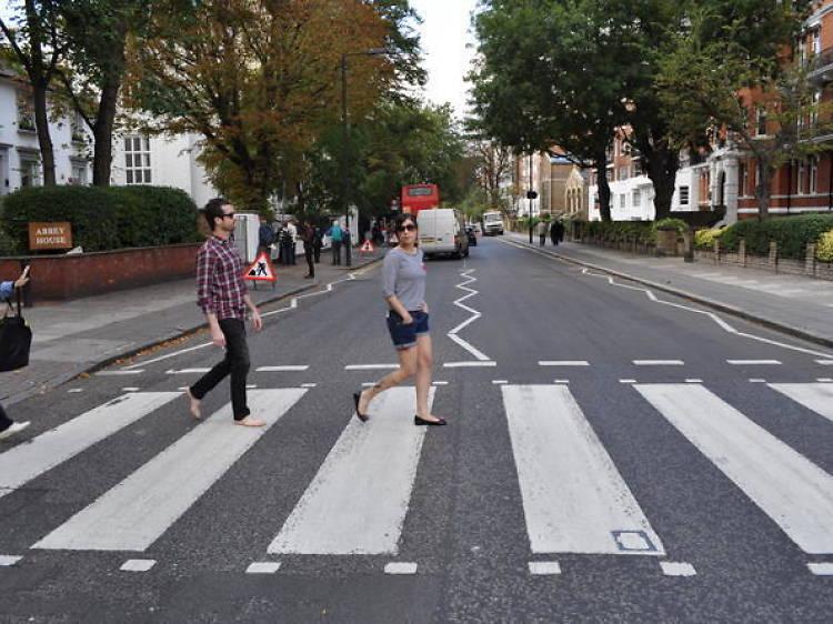 The Beatles evening tour