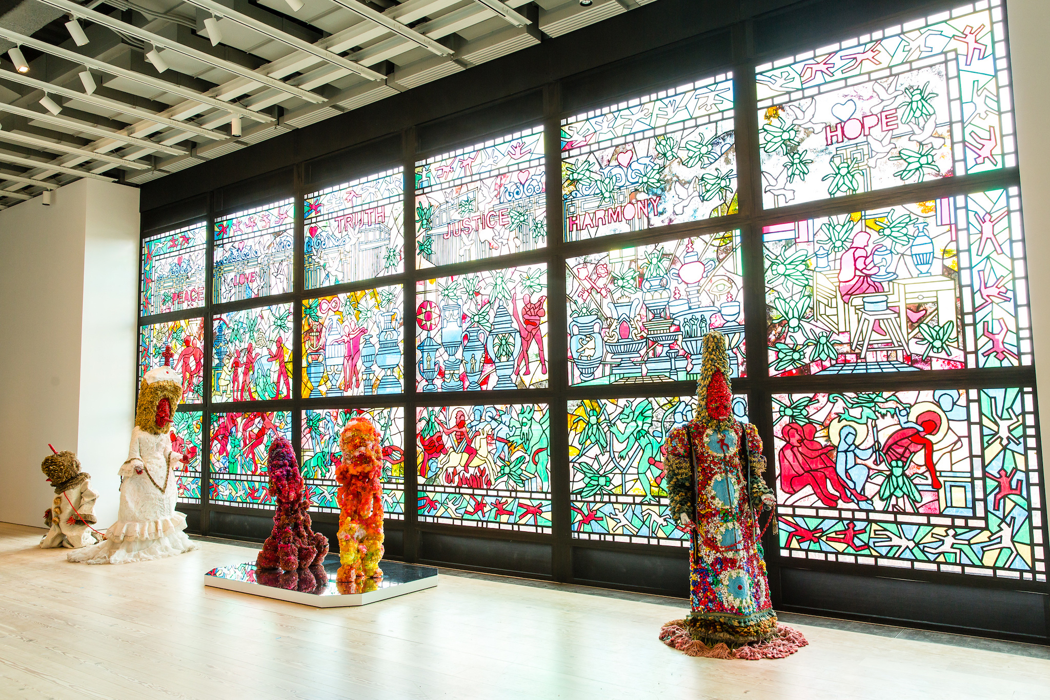 2017 Whitney Biennial at Whitney Museum of American Art