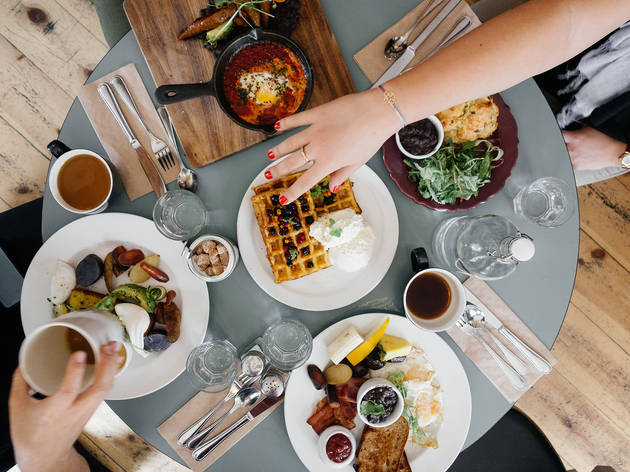The best New Year's Day brunch in Miami