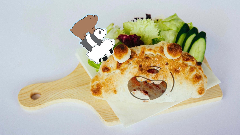 The Soup Spoon Union xCartoonNetworkCafé