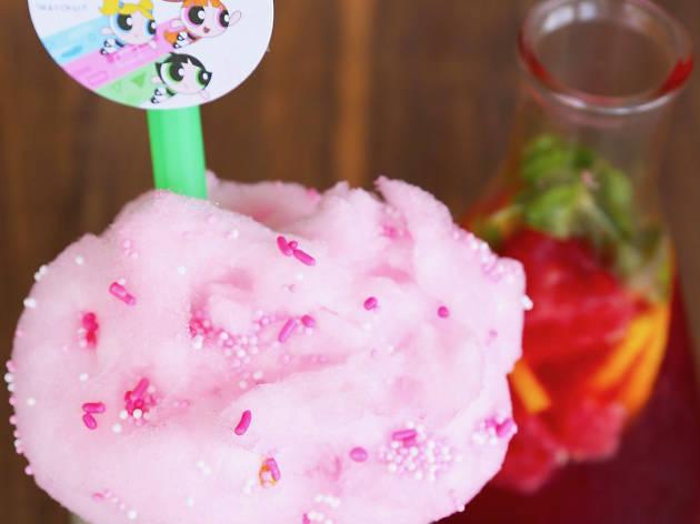 Blossom Strawbery Soda