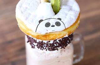Panda Milk Shake